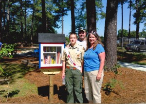 Eagle Scout Nathan Ulmer gets honor from West Columbia