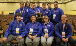 Airport High teacher named 2015 S.C. TSA Advisor of the Year!