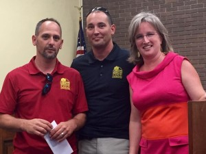 City of Cayce employees awarded