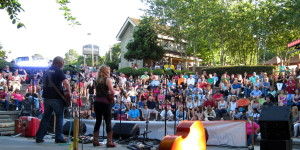 Bands for 2015 CMC Rhythm on the River Fall Concert Series announced