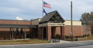 Congaree Elementary getting a fix-up