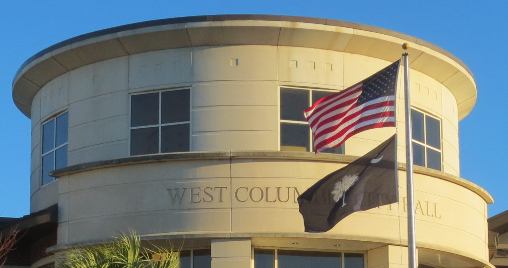 City West Columbia Independence Day Office Closing, Sanitation Schedule