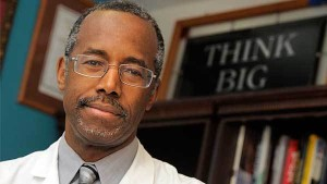 Dr. Ben Carson to be in West Columbia, Sunday, file to run Monday