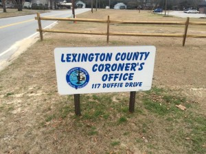 Lexington County Coroner's Office Employee Terminated for DUI Charge