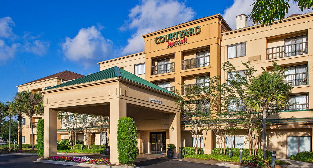 Courtyard By Marriott To Open In Cayce At Otarre Pointe West