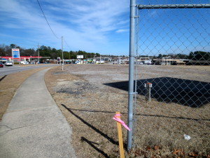 Walmart intersection changes approved, permits pending upon bond oversight