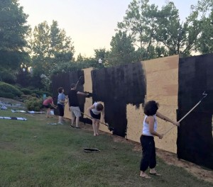 """""""Before I Die"""" Wall  West Columbia Riverwalk unveiling, Thursday"""