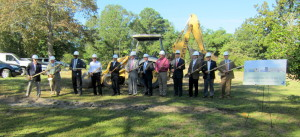 Ground broken for new Goodwill in West Columbia