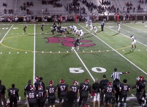 Brookland-Cayce defeats Gilbert 34-7, Monday night