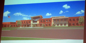 Plans presented for elementary school on Busbee site, Cayce