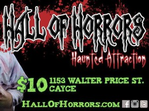 Cayce-West Columbia Jaycees present Haunted House experience