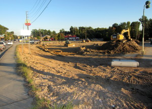 Ground broken for Starbucks, Salsarita's in West Columbia