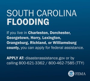 Lexington County libraries hosting FEMA Centers