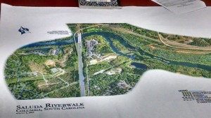 West Columbia's Saluda River pedestrian bridge plan moves ahead