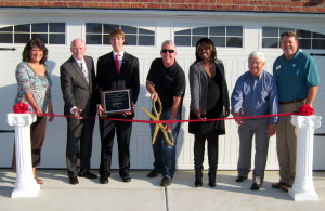 McGuinn Homes at Harvest Glen holds Ribbon Cutting with Chamber