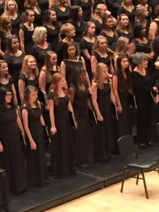 Brookland-Cayce Honors Choir performs in New York City