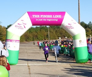 Girls are on the Run in Cayce, Saturday