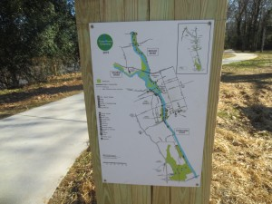 Phase 4 of Cayce Riverwalk, Timmerman Trail, open