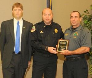 South Congaree's Roger Singleton is Officer-of-the-Month