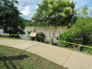 West Columbia Opens Portions of Riverwalk