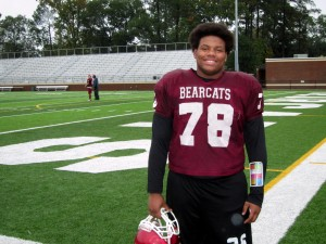 BC's Patrick McNeil to play in North-South All-Star, Saturday