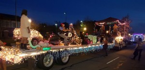 Chamber announces Holiday Parade of Lights winners