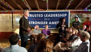 Jeb Bush stops in Lexington Wednesday night