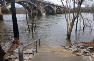 West Columbia Riverwalk closed again
