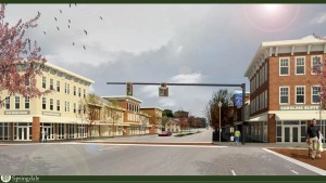 Town of Springdale wants to push development forward