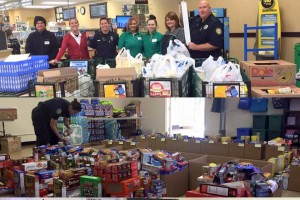 WCPD combats slow donations to feed families for Thanksgiving