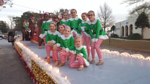 Parade of Lights brings the Christmas Spirit to Cayce-West Columbia