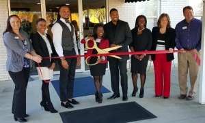 Victory Executive Suites cuts ribbon in West Columbia