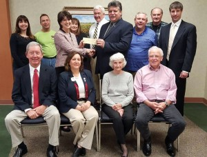 Cayce-West Columbia Lions Club gives $2K to Beautification Foundation