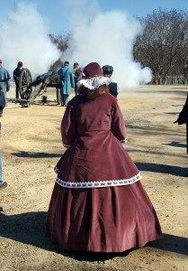 Firing on Columbia re-enacted, commemorates Civil War event