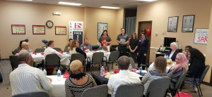 Health Source hosts Chamber's Lunch and Learn