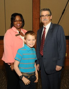 Jesse Sturgess is LMC Foundation's Student of the Month