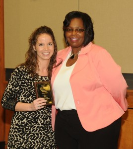 Katie Wilkerson is Chamber's Teacher of the Month