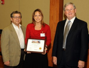 Laurie Williams is LMC Foundation's Living Well Award recipient