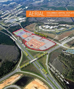 Development company lists Cayce outlet mall as project