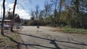 West Columbia Riverwalk at Moffatt St. closed due to flooding