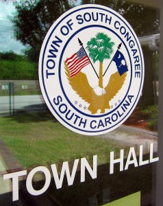 Five running for South Congaree offices