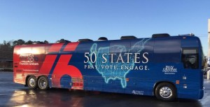 Franklin Graham Prayer Tour stops in Columbia, Tuesday
