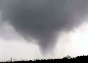 Tornado touches down in West Columbia