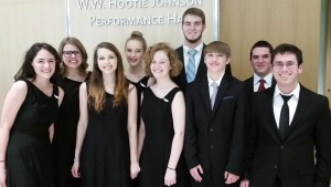 Brookland-Cayce students participate in USC Honor Choir
