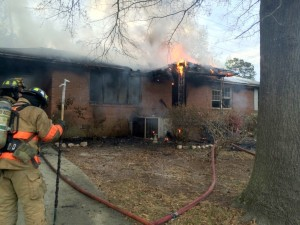 One fatality in Springdale house fire