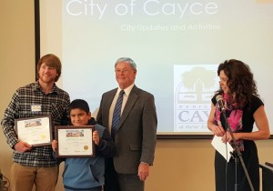 Jesse Torres, Josh Nabb receive LMC Foundation's Living Well Award