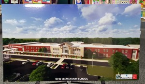 Reminder, Lexington 2 New School Groundbreaking Monday, 5:30 p.m.