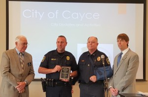 Pine Ridge's Frankie Neeley is Law Enforcement Officer of the Month