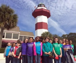 "Saluda River's ""Arts Unlimited"" students perform at Hilton Head"