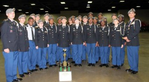 Airport High School Drill Team excels in competition